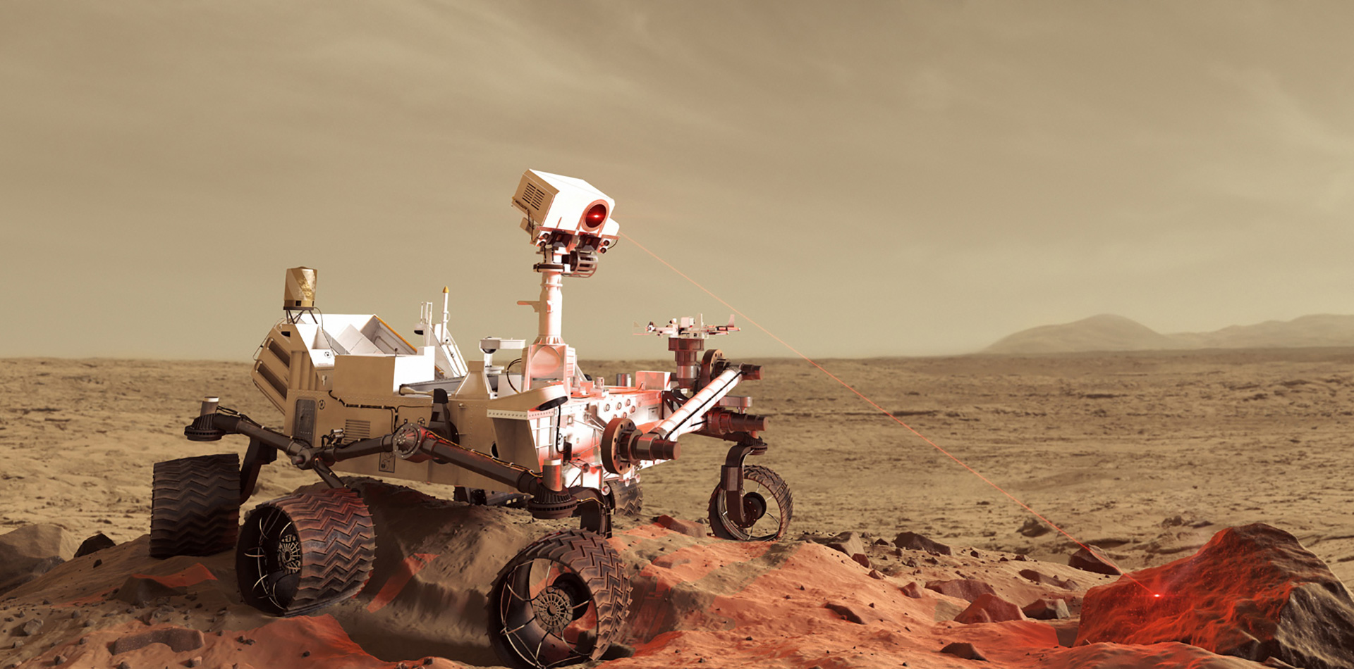NASA used Siemens PLM Software to Design, Test, Assemble and Simulate Curiosity Mars Rover.